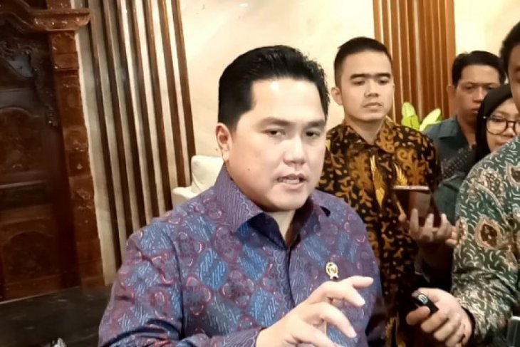 Erick Thohir berhentikan dua direktur ASABRI