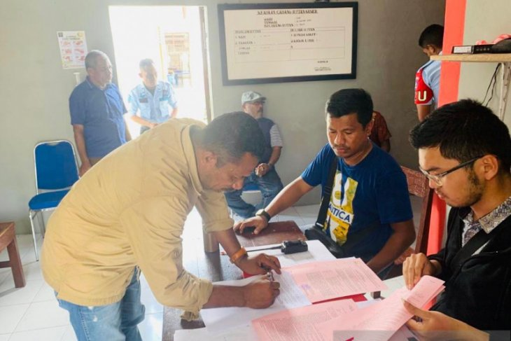 Jaksa eksekusi Kadis Pendidikan Kabupaten SBT