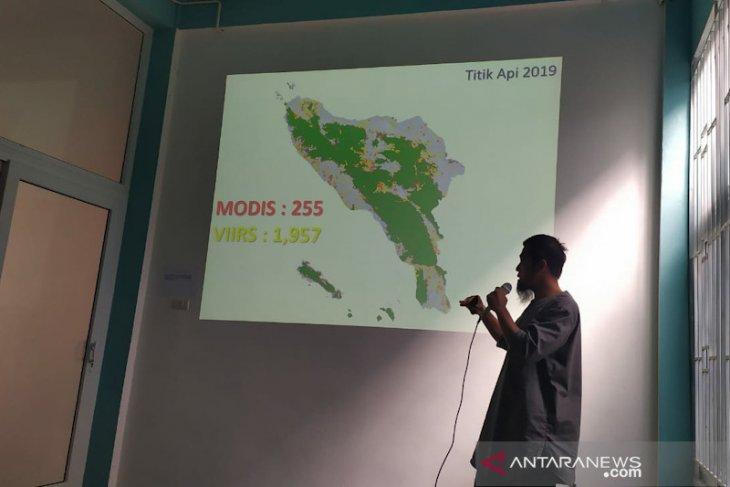 Aceh kehilangan hutan 41 hektare per hari