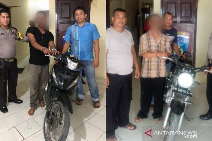 Polsek Datuk Bandar ungkap dua kasus curanmor