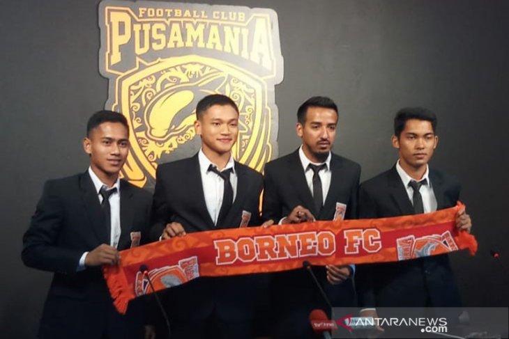 Borneo FC bantah rekrut Nuriddin Davronov sebagai langkah panik