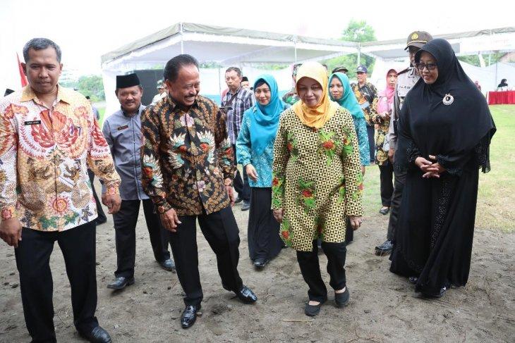 Pemkab Kediri dorong pembangunan ekonomi desa