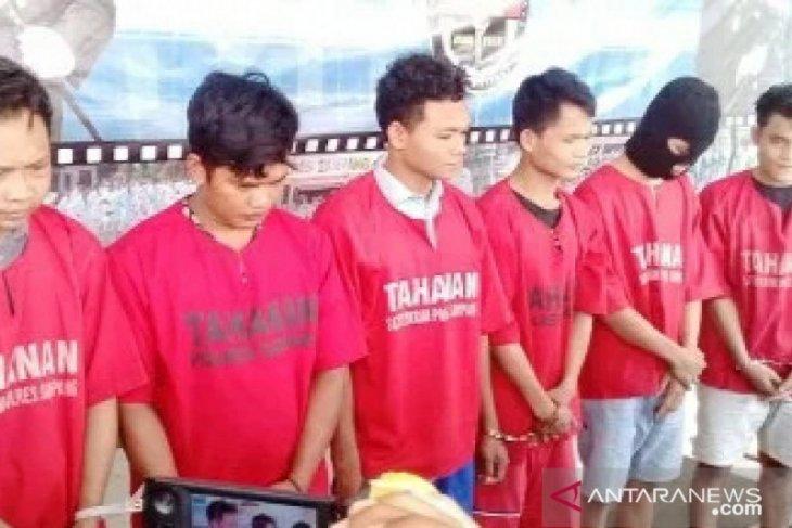 Enam pelaku pencabulan gadis 17 tahun diringkus polisi Sampang