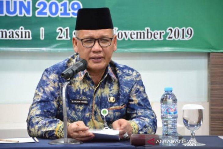 Kemenag  tunggu rincian biaya haji embarkasi Banjarmasin