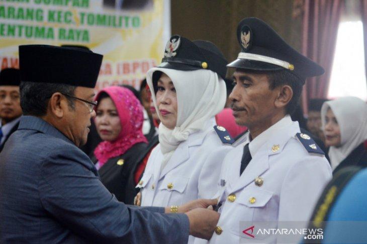 Bupati Gorontalo Utara ingatkan harmonisasi Kades dan BPD