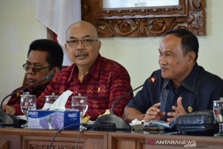 Komisi I DPRD Bali sidak pelaksanaan tes CPNS