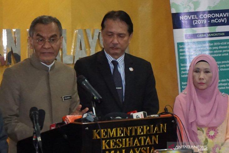 40 mahasiswa Malaysia kembali dari China