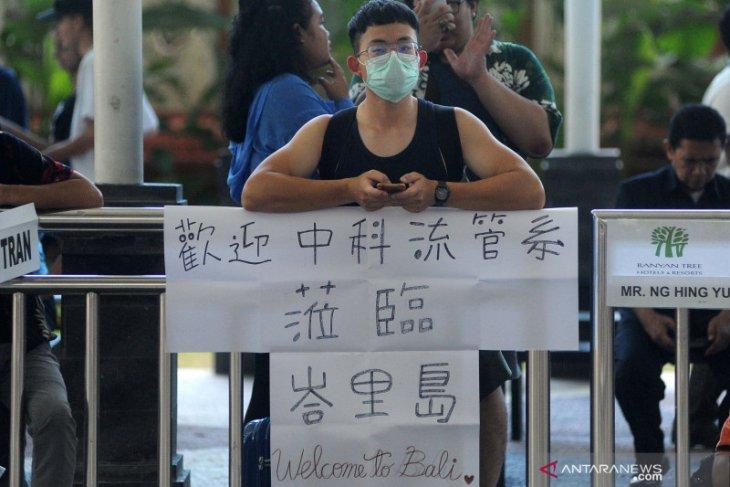 Pemandu wisata Bahasa Mandarin di Bali terdampak akibat Corona
