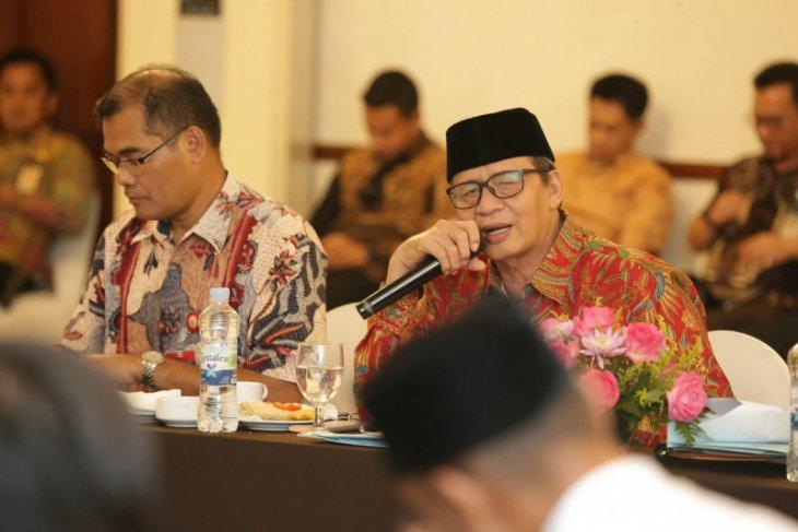 Gubernur Wahidin segera benahi Kota Serang sebagai ibu kota provinsi