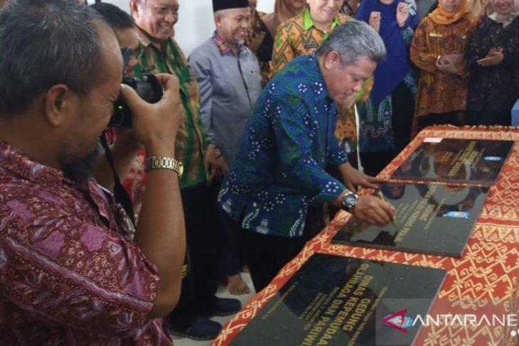 Bupati Muda resmikan komplek kantor terpadu senilai Rp31 miliar