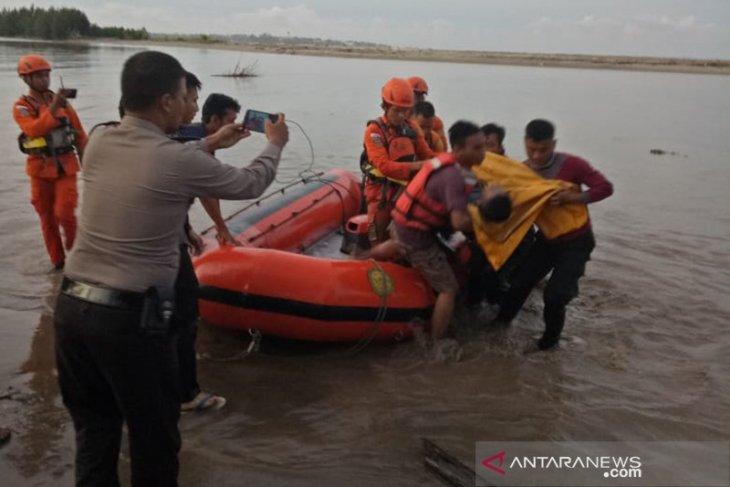 Jasad korban tenggelam di Sungai Bengkulu ditemukan