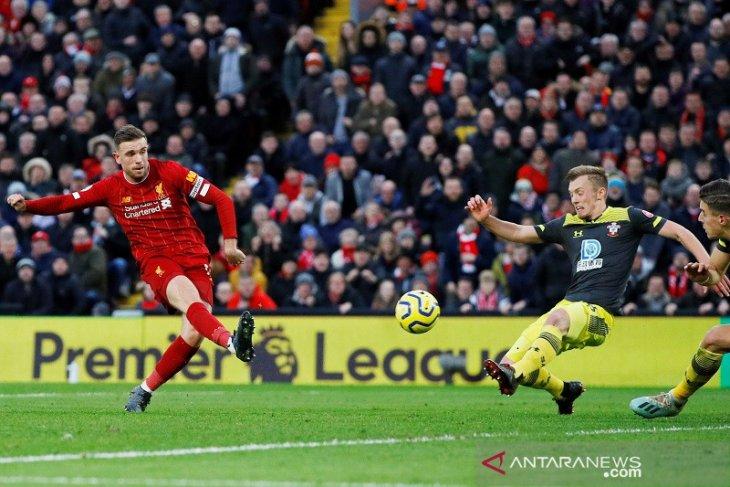 Liverpool cukur Southampton 4-0