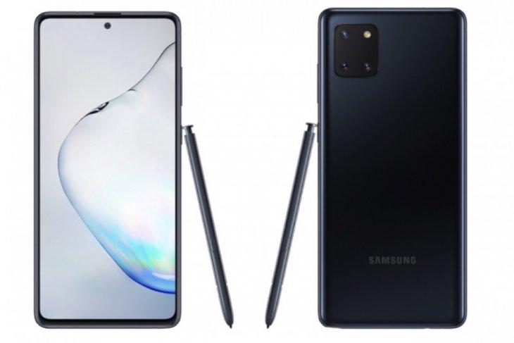 Samsung Galaxy Note 10 Lite dipasarkan pekan  depan