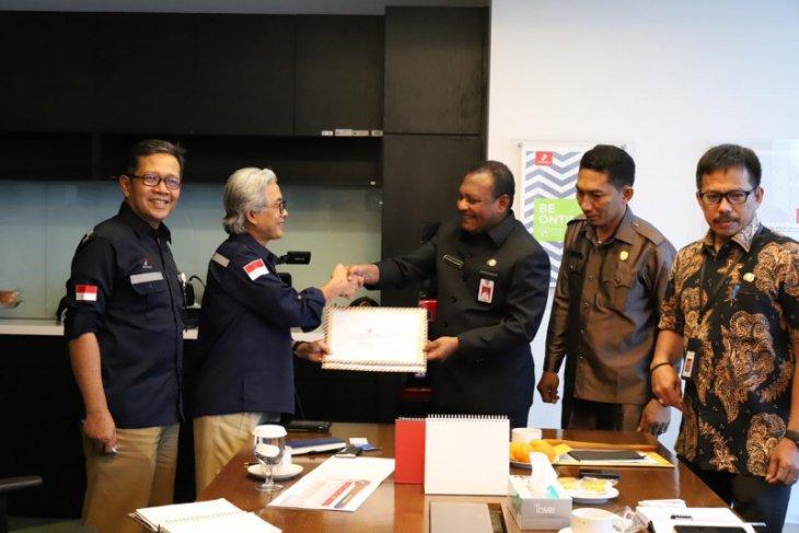 SKK Migas dan Bupati Bintuni sepakat tingkatkan Manfaat Industri Hulu Migas
