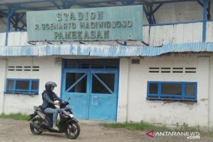 Madura United kontrak Stadion Soenarto Hadiwidjojo Pamekasan untuk latihan