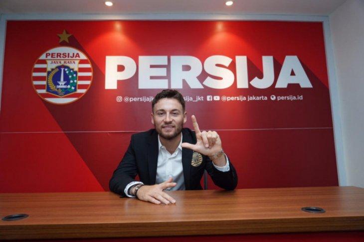 Marc Klok mempertanyakan profesionalisme PSSI terkait Liga 1 2020