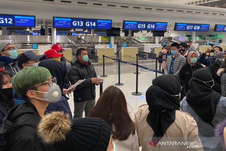 Dubes RI: membaik, kondisi kesehatan tiga mahasiswa gagal pulang dari Wuhan