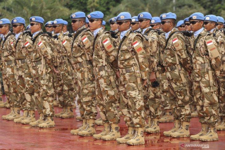Serma Rama Wahyudi, Anggota pasukan perdamaian Indonesia terbunuh di Kongo