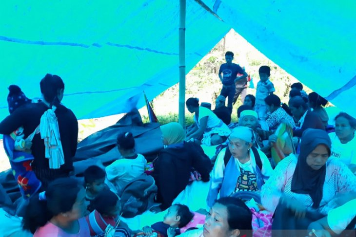 166 warga Jember-Jatim mengungsi akibat banjir bandang