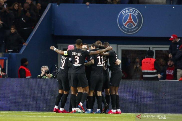 PSG bantai Montpellier 5-0