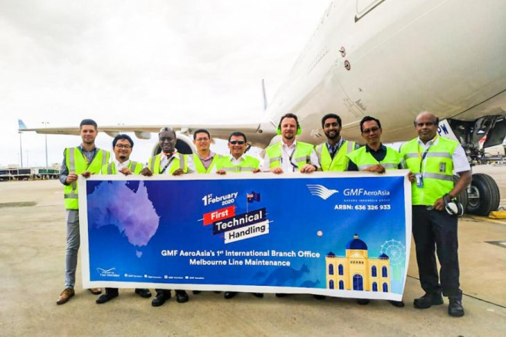 GMF opens first international branch in Australia
