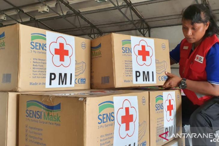 PMI kirim 20 ribu masker ke Pulau  Natuna