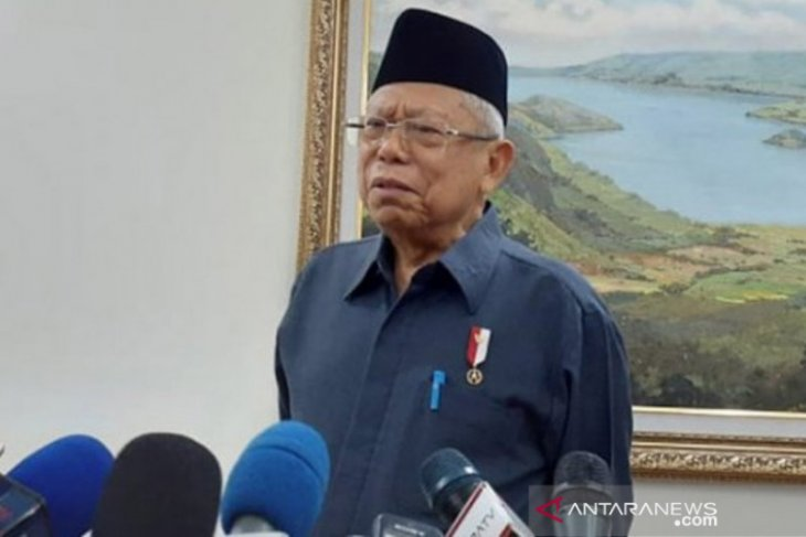 VP Amin pays final respects to late Salahuddin Wahid