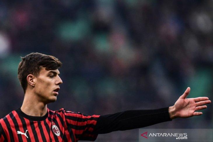Daniel Maldini lakoni debut serie A ikuti jejak keluarga di AC Milan