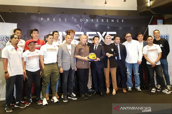 Perbasi gelar liga basket 3x3 terbesar Asia 2020