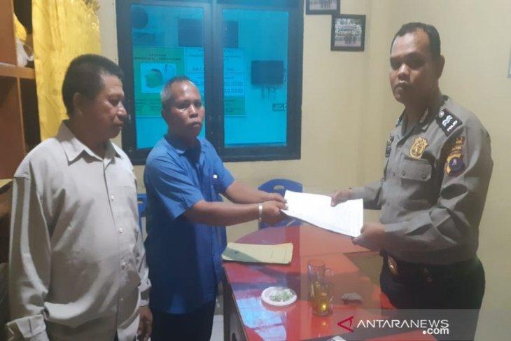 Warga laporkan Kepala Desa Gunungtua Jae ke Polisi