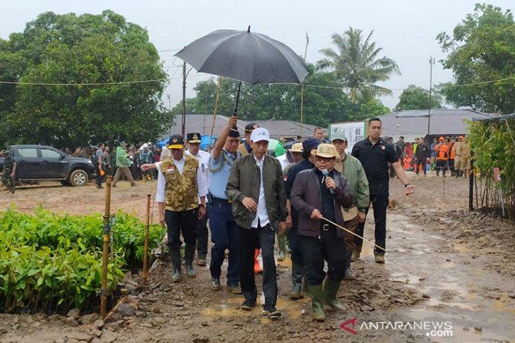 Presiden ingatkan kebijakan nasional dan daerah harus sensitif soal bencana