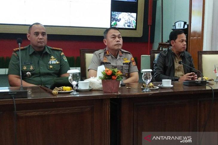 270 personel disiapkan untuk pengamanan Bogor Street Festival CGM 2020