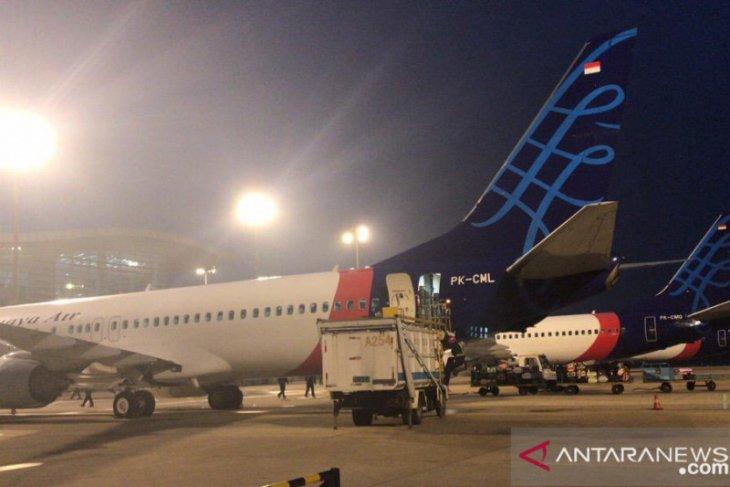 Kemenhub nyatakan pesawat Sriwijaya Air rute Jakarta-Pontianak hilang kontak