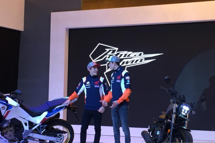Duo Marquez ada di Jakarta