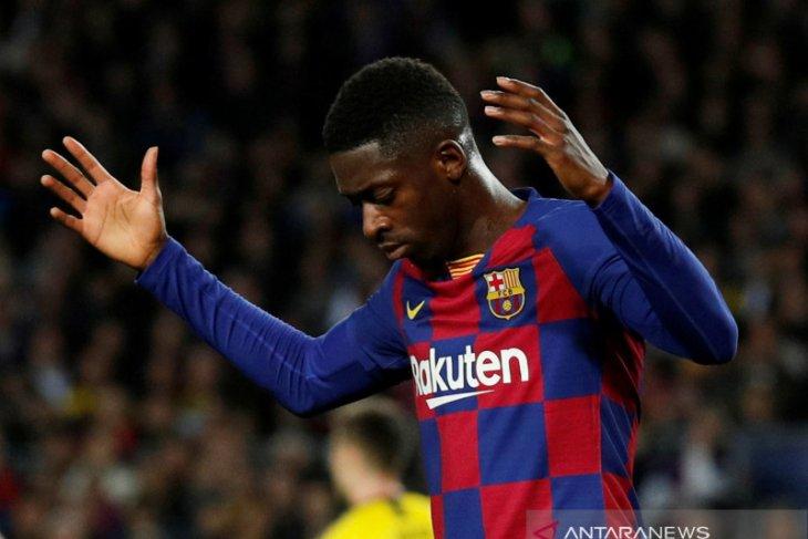 Sudah saatnya Barcelona jual Dembele