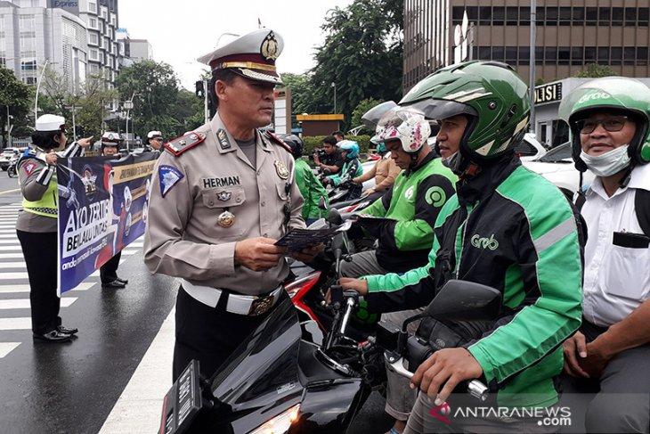 Tilang elektronik ubah wajah penegakan hukum  jalan raya