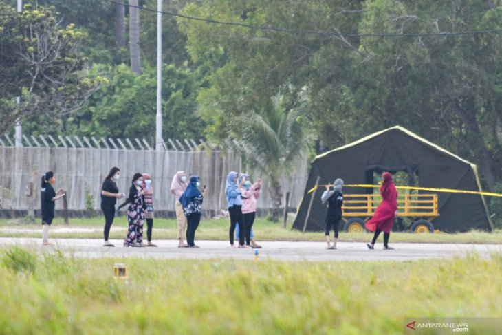 Public should not worry over 238 Indonesians returning home: Minister