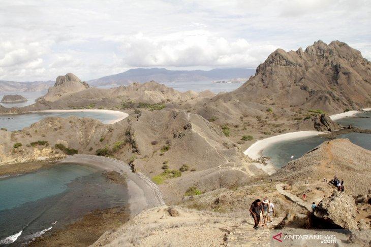 Komodo National Park, Labuan Bajo deserted amid COVID-19 outbreak