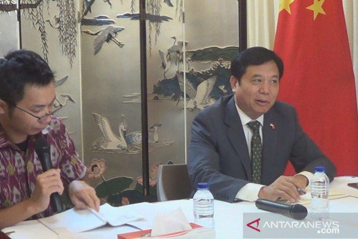 Konjen RRT: 5.000 warga Tiongkok masih di Bali (video)