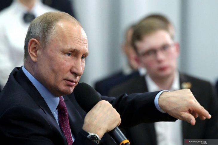 Putin: Rusia bisa kalahkan virus  corona kurang dari tiga bulan