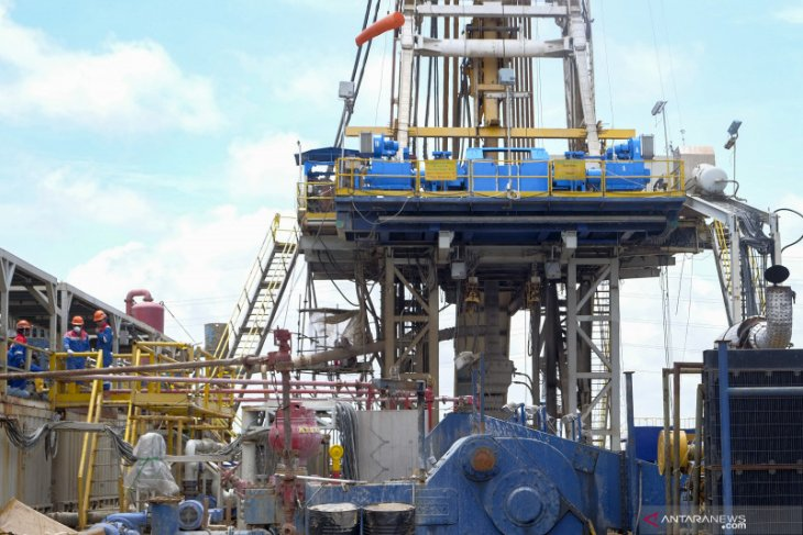 Pertamina's oil, gas production 98% of target as of July