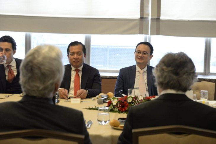 Sambuaga encourages intensification of Indonesia-Turkey trade ties