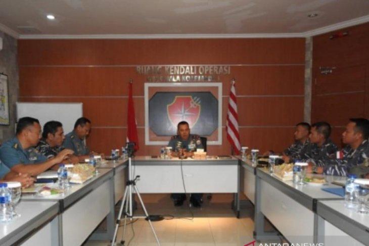 TNI AL tempatkan helikopter dukung keamanan  laut di Selat Malaka