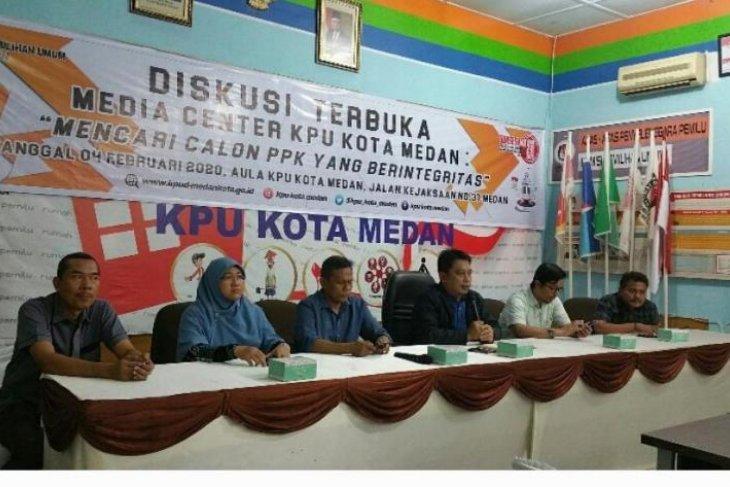 Keterbukaan KPU Kota Medan diapresiasi