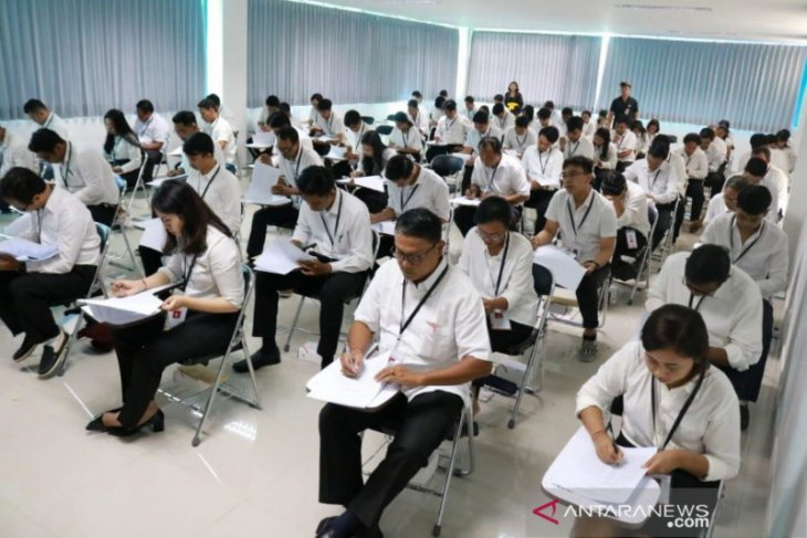 KPU Denpasar rekam tes wawancara calon PPK untuk jamin transparansi