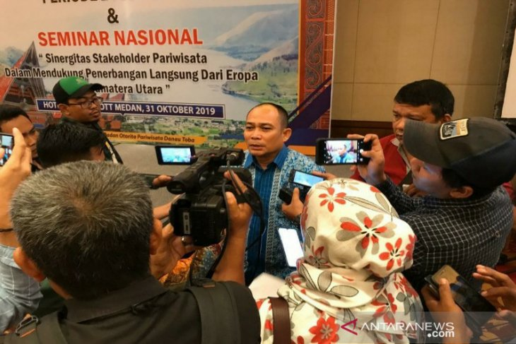 Asita projects likely decrease in Chinese tourists to North Sumatra