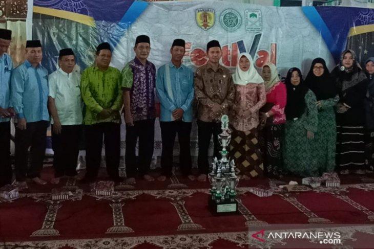 Barabai keluar sebagai juara umum FASI XI