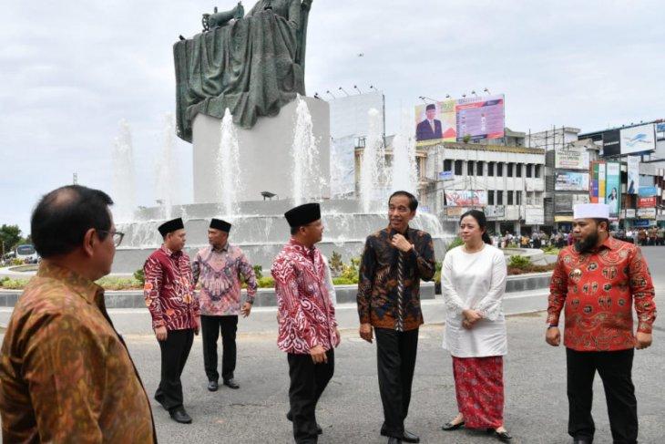 Ibu Fatmawati di mata Presiden Jokowi