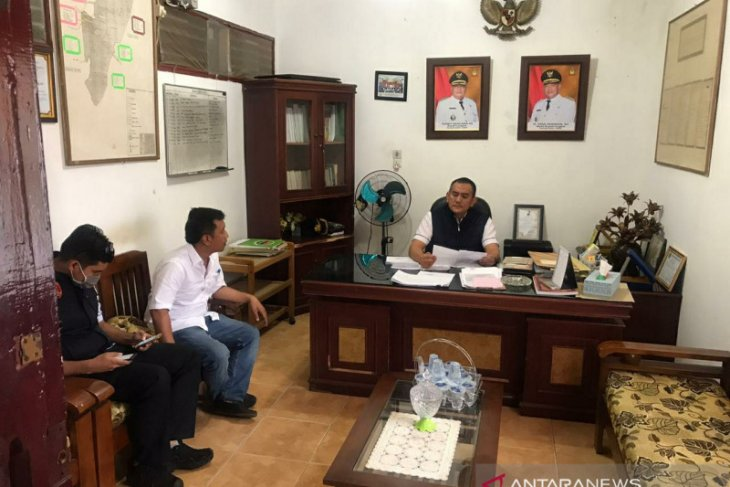 Polisi tahan Camat dan Sekcam terkait dugaan korupsi