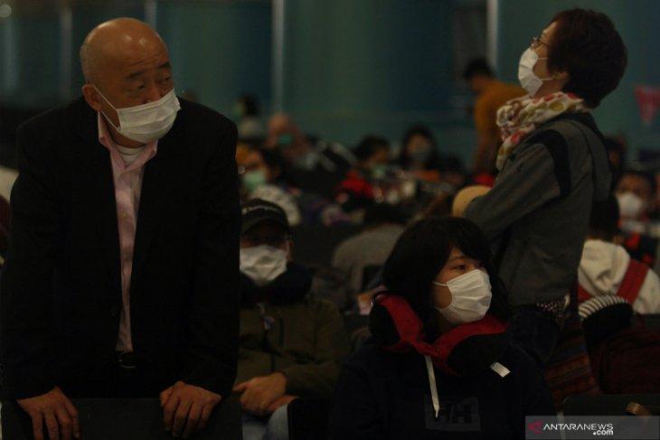 Tiga hari terakhir, tidak ada negara baru yang laporkan kasus infeksi corona